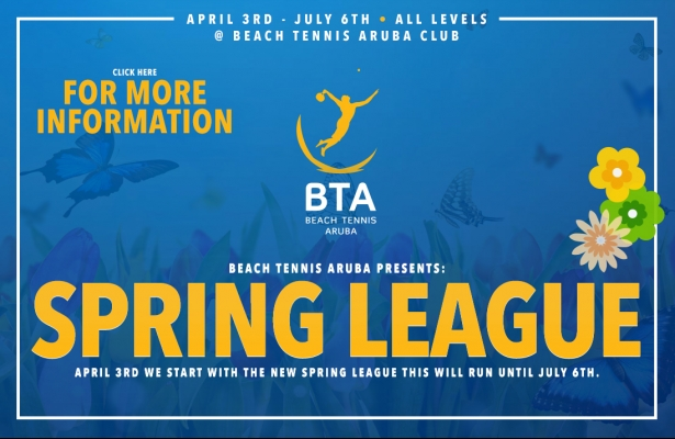 SPRING LEAGUE 2017, STARTS MONDAY APRIL 3RD!