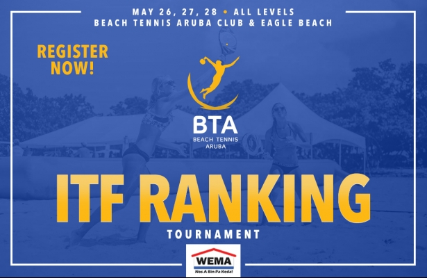 WEMA ITF RANKING TOURNAMENT MAY 26-28.