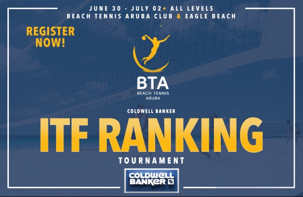 COLDWELL BANKER  ITF RANKING TOURNAMENT JUNE 30 - JULY 2.