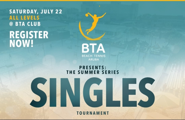 SINGLES TOURNAMENT, SATURDAY JULY 22.