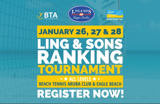 ITF LING & SONS RANKING TOURNAMENT JANUARY 26-28.
