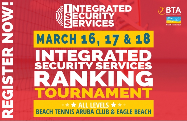 ISS ITF RANKING TOURNAMENT