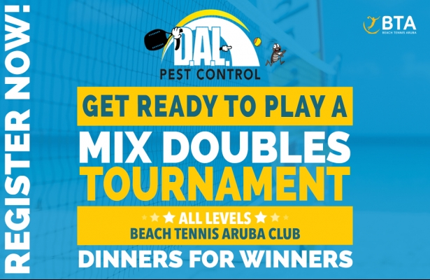 DAL PEST CONTROL MIX DOUBLES TOURNAMENT SATURDAY MARCH 31