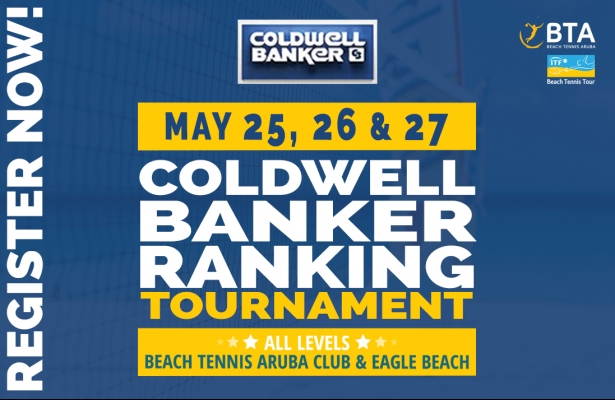 COLDWELL BANKER ITF RANKING TOURNAMENT MAY 25-27