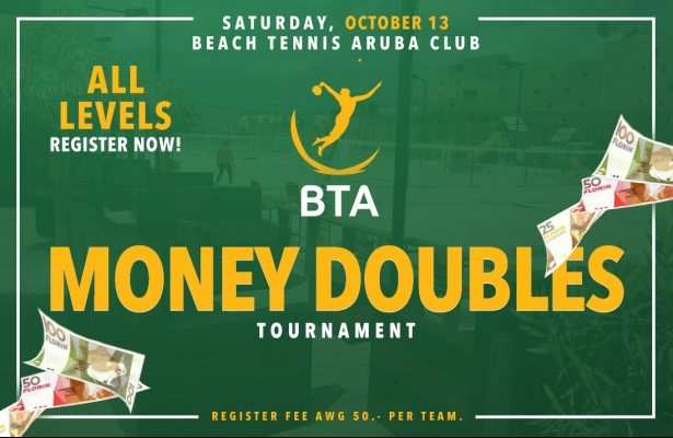 MONEY DOUBLES TOURNAMENT, SATURDAY OCTOBER 13