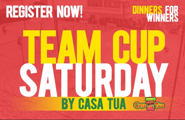 TEAM CUP SATURDAY FEBRUARY 9