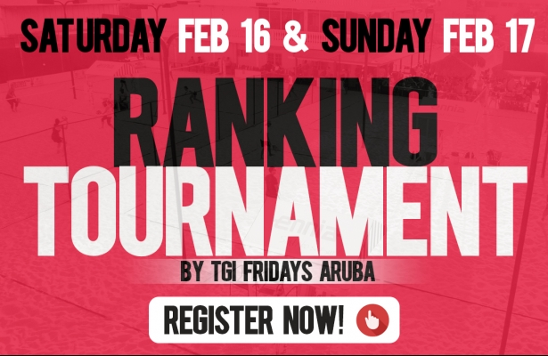 TGI FRIDAYS DOUBLES RANKING TOURNAMENT