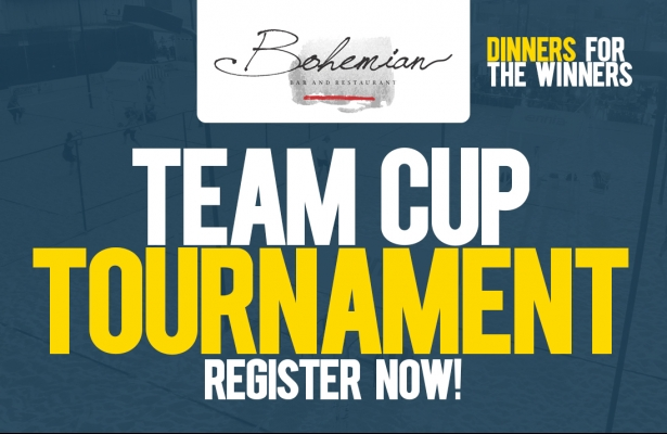 BOHEMIAN TEAM CUP SATURDAY SEPTEMBER 14